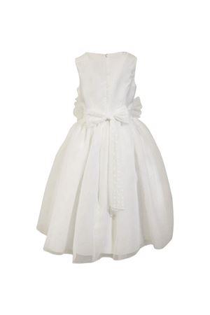 Cream double organza soft dress Petit Petit   11   2014389T581120