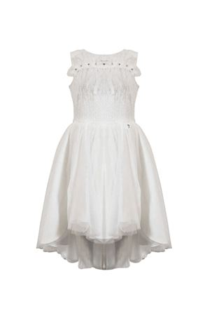 Soft cream tulle dress Petit Petit | 11 | 2014398AT00320