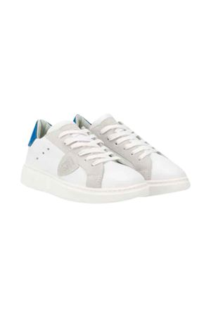 White shoes Philippe Model kids teen  PHILIPPE MODEL KIDS | 12 | BAL0VX4T