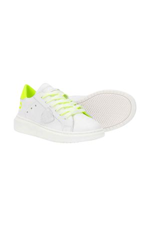 White sneakers Philippe Model kids PHILIPPE MODEL KIDS | 12 | BPL0VF2