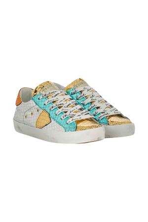 Multicolor teen sneakers Philippe Model kids PHILIPPE MODEL KIDS | 12 | CLL0MP1T