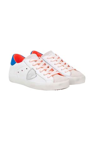 White sneakers Philippe Model kids  PHILIPPE MODEL KIDS | 12 | CLL0VF5