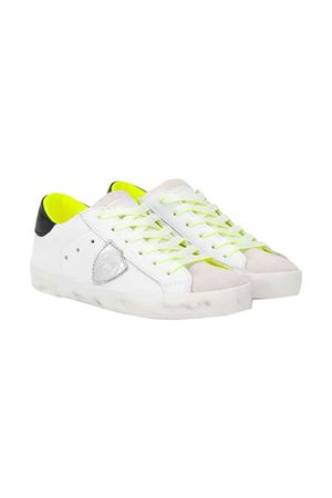 White sneakersPhilippe Model kids teen  PHILIPPE MODEL KIDS | 12 | CLL0VF6T