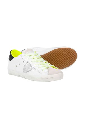 White sneakers Philippe Model kids  PHILIPPE MODEL KIDS | 12 | CLL0VF6