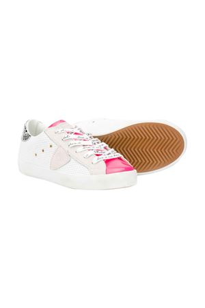 White sneakers Philippe Model kids  PHILIPPE MODEL KIDS | 12 | CLL0VP1