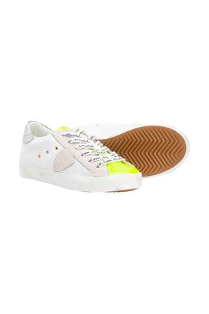 White sneakers Philippe Model kids  PHILIPPE MODEL KIDS | 12 | CLL0VP2