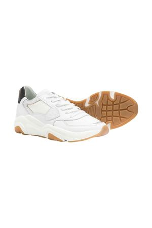 White shoes Philippe Model kids  PHILIPPE MODEL KIDS | 12 | EZL0VM1