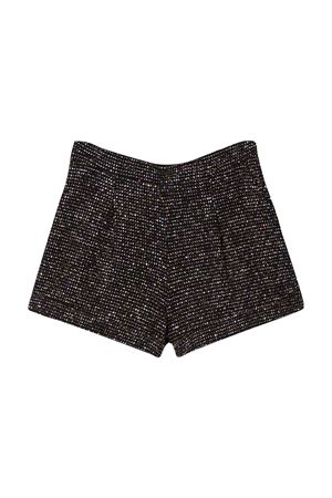 Shorts neri teen con glitter Philosophy kids PHILOSOPHY KIDS | 30 | PJBE15TV576VH0150050T