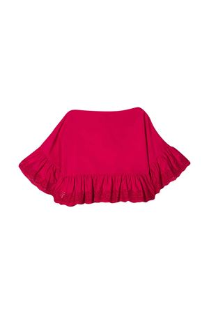 Red teen top with ruffles philosophy kids PHILOSOPHY KIDS   40   PJCA38CA244VH0120094T