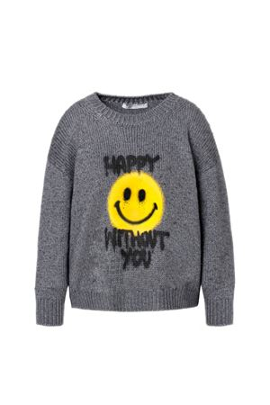 Grey shirt with frontal press Philosophy kids PHILOSOPHY KIDS | 7 | PJMA18FL98VH1200222