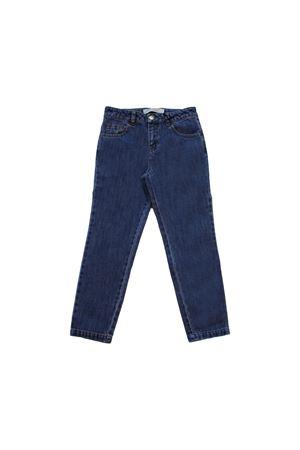 Blue teen jeans with back press Philosophy kids PHILOSOPHY KIDS | 9 | PJPA270001VHUNI0010T