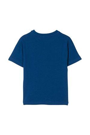 Blue t-shirt with sequins Philosophy kids PHILOSOPHY KIDS   8   PJTS29JE138VH0020025