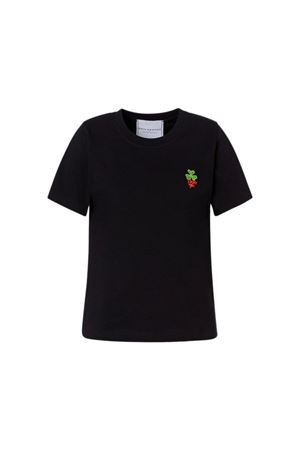 Black teen t-shirt with press Philosophy kids PHILOSOPHY KIDS | 5032319 | PJTS33JE138VH1000206T