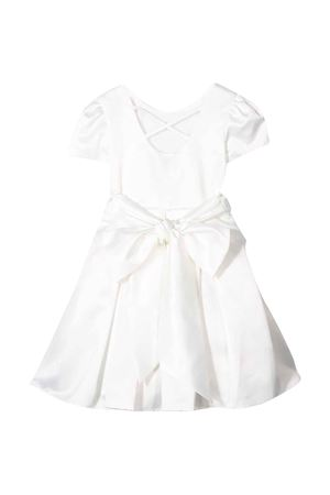White Piccola Ludo dress Piccola Ludo | 11 | BF5WB016TES039502