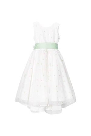 White Piccola Ludo dress  Piccola Ludo | 11 | BF5WB025TES0402CV032