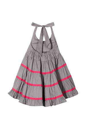 Piccola Ludo gray dress Piccola Ludo | 11 | BF5WB042TES0382N11