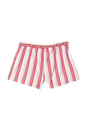 Piccola Ludo striped shorts Piccola Ludo | 30 | BF5WB068TES0389405D
