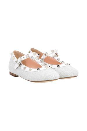 Silver Prosperine kids shoes Prosperine | 12 | T601ARGENTO/PANNA