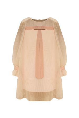 Pink tulle bell-shaped dress Sapphire Raffaella RAFFAELLA | 11 | ZAFFIRO4CAMPANA01
