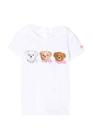 T-shirt bianca Ralph Lauren kids RALPH LAUREN KIDS | 8 | 310750814013
