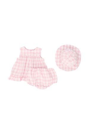 Abito neonata rosa Ralph Lauren Kids RALPH LAUREN KIDS | 42 | 310784621001