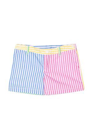 Multicolor shorts with lines Ralph Lauren Kids RALPH LAUREN KIDS | 30 | 312803452001