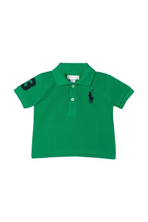 Green polo Ralph Lauren kids  RALPH LAUREN KIDS | 2 | 320703635036