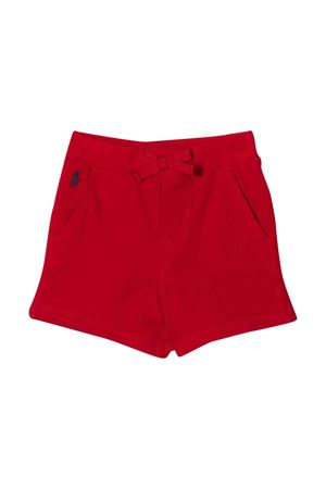 Shorts rossi neonato Ralph Lauren kids RALPH LAUREN KIDS | 30 | 320735048001