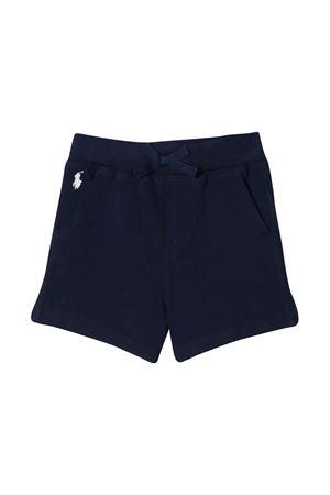 Ralph Lauren kids blue shorts  RALPH LAUREN KIDS   30   320735048002