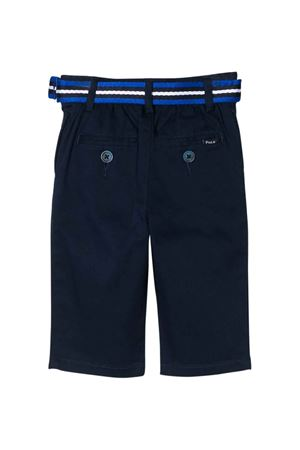 Blue trousers with belt Ralph Lauren kids RALPH LAUREN KIDS | 9 | 320785694003