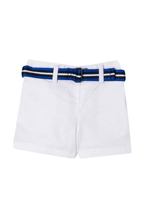 White shorts with belt Ralph Lauren kids RALPH LAUREN KIDS | 30 | 320785697002