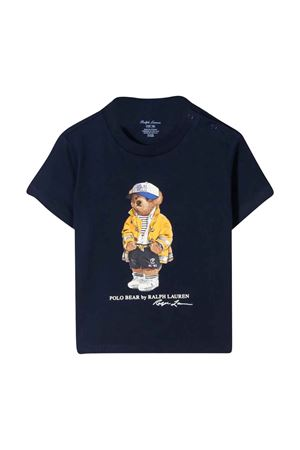 Ralph Lauren kids navy blue t-shirt  RALPH LAUREN KIDS | 8 | 320785950004