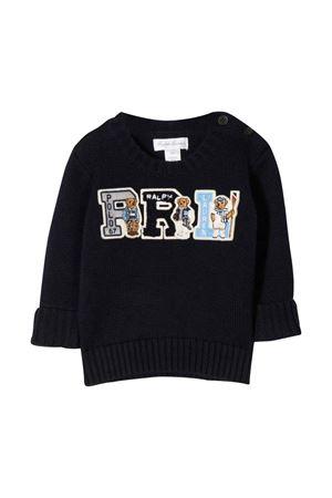 Blue navy sweater Ralph Lauren kids  RALPH LAUREN KIDS   7   320787102001