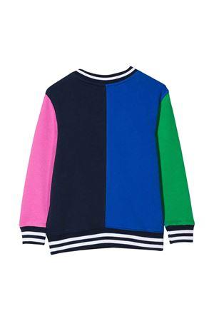 Multicolor sweatshirt with application Ralph Lauren kids RALPH LAUREN KIDS | 7 | 322785947001