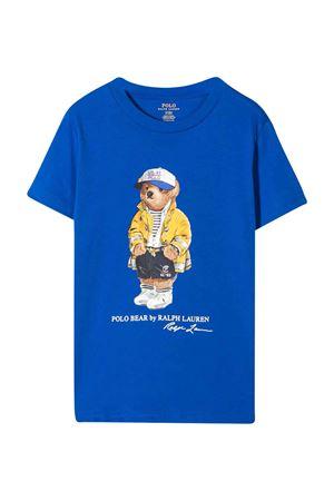 Royal blue Ralph Lauren kids t-shirt  RALPH LAUREN KIDS | 8 | 322785950003