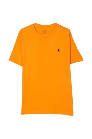 T-shirt arancione teen Ralph Lauren Kids RALPH LAUREN KIDS | 8 | 323703638053T