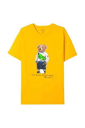 T-shirt gialla teen Ralph Lauren kids RALPH LAUREN KIDS | 8 | 323785950001T