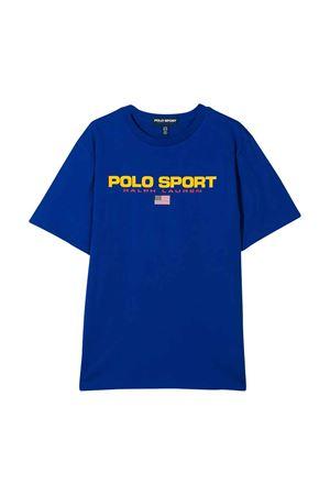 Ralph Lauren kids blue teen t-shirt  RALPH LAUREN KIDS | 8 | 323795487004T
