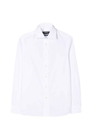 Camicia bianca Ralph Lauren Kids RALPH LAUREN KIDS | 5032334 | 352713545001
