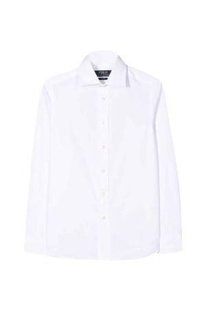 Camicia bianca teen Ralph Lauren Kids RALPH LAUREN KIDS | 5032334 | 352713545001T