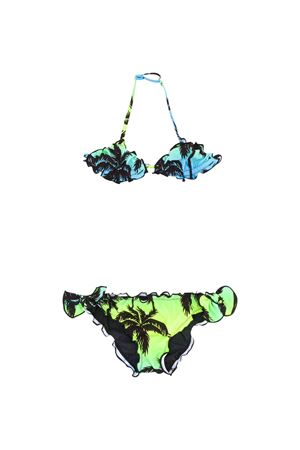 Bikini multicolor tropicale Saint Barth SAINT BARTH | 85 | CRISCPLM39