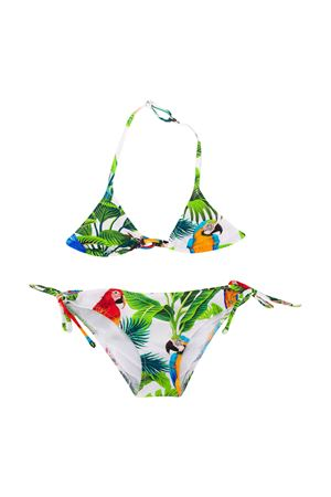 Holly bikini with multicolor press Saint Barth MC2 SAINT BARTH KIDS | 85 | HOLLYMACA01