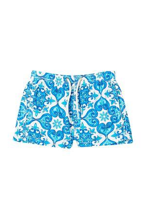 Light blue teen swimsuit Saint Barth SAINT BARTH | 85 | JEANLIGHTINGNGOR01T