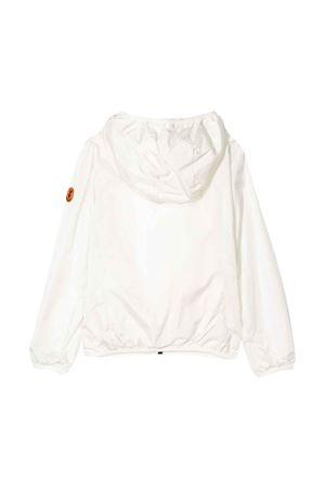 Impermeabile bianco con cappuccio Save the Duck SAVE THE DUCK | 13 | J3865UMEGAX00002