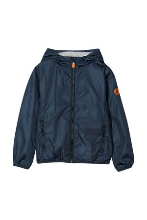 Blue teen waterproof jacket Save the Duck SAVE THE DUCK | 13 | J3865UMEGAX00009T