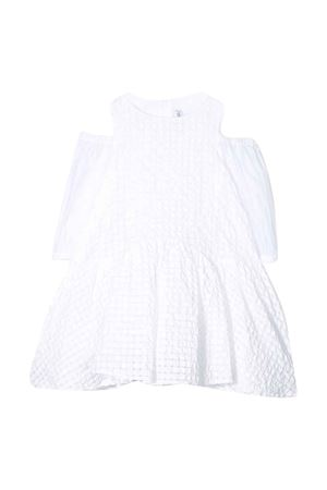 White flared dress Simonetta Simonetta | 11 | 1M1031MA530100