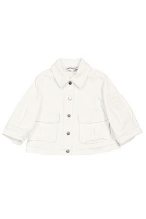 White denim jacket Simonetta Simonetta | 3 | 1M2047MA820100