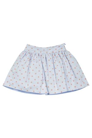 Light blue skirt with press Simonetta Simonetta | 15 | 1M7020MB840607AR