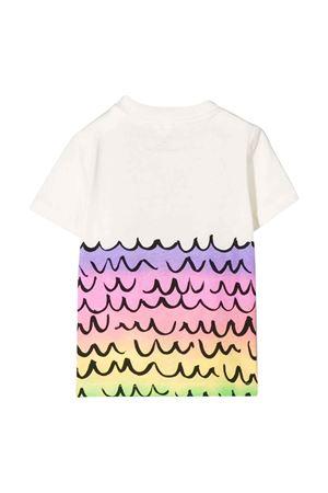 T-shirt bianca Stella McCartney kids STELLA MCCARTNEY KIDS | 8 | 588428SOJ659232