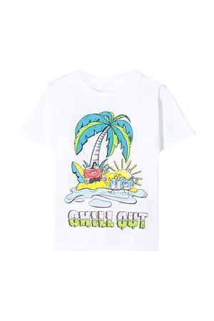 T-shirt bianca Stella McCartney kids teen STELLA MCCARTNEY KIDS | 8 | 588484SOJ989082T